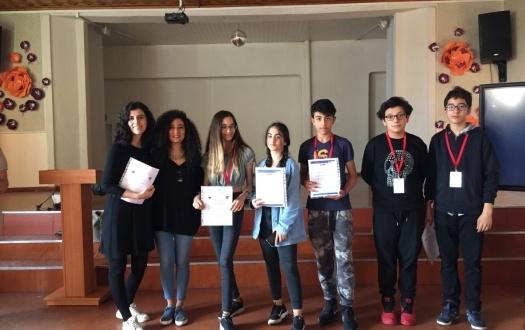 Öğrencilerimiz ERASMUS+ Projesi Kapsamında Litvanya'daydı