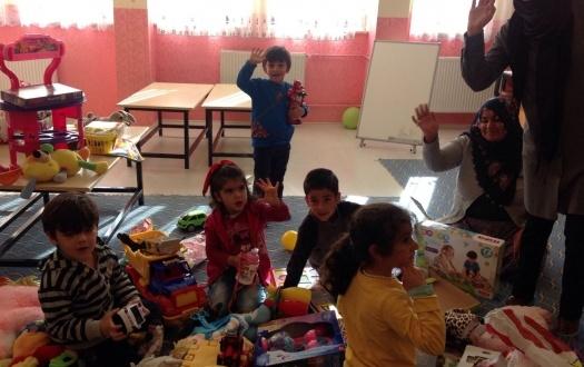 TED Malatya Koleji Ana Sınıfından Sosyal Sorumluluk Projesi