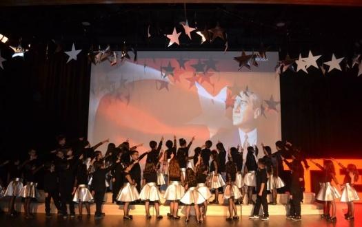 """TED Malatya Koleji Minik Kalpleri Okuma Bayramını Kutladı (The Little Hearts of TED Malatya College Celebrated """"The Reading Festival"""")"""