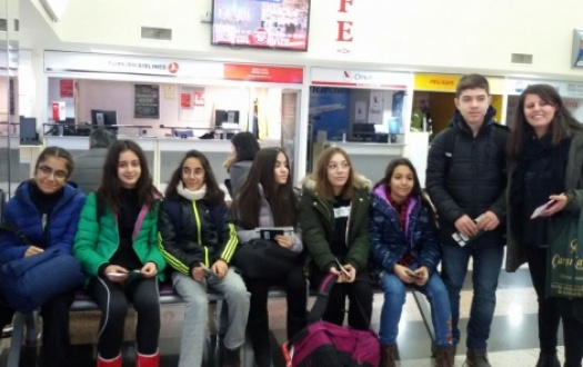 TED MALATYA KOLEJİ ÖĞRENCİLERİNİN ALMANYA GEZİSİ BAŞLIYOR(Our Students are On The Way to Germany!)(Unsere Schüler/Schülerinnen sind auf dem Weg nach Deutschland!)
